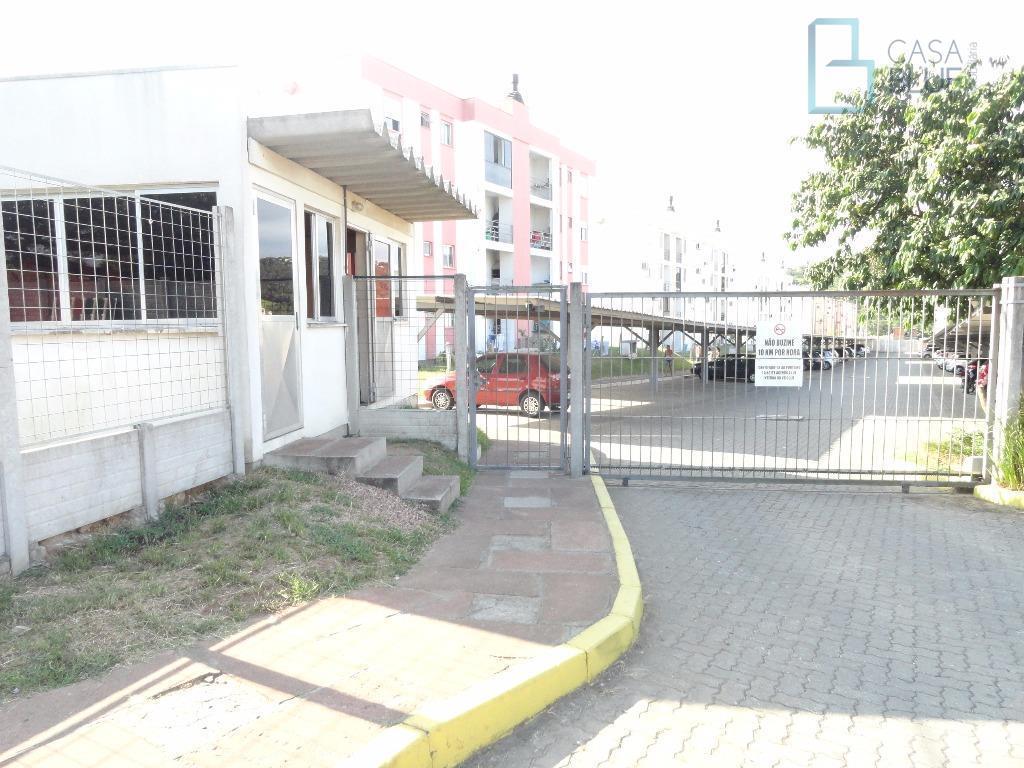 Apartamento residencial à venda, Camboim, Sapucaia do Sul.
