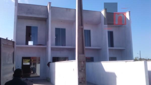Casa geminada - Paranaguamirim
