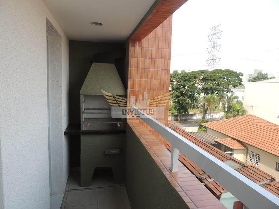 Apartamento residencial à venda, Campestre, Santo André - AP1262.