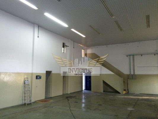 Galpão industrial para locação, Conceição, Diadema - GA0238.
