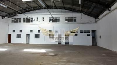 Galpão industrial para locação, Jardim Ana Maria, Santo André - GA0263.