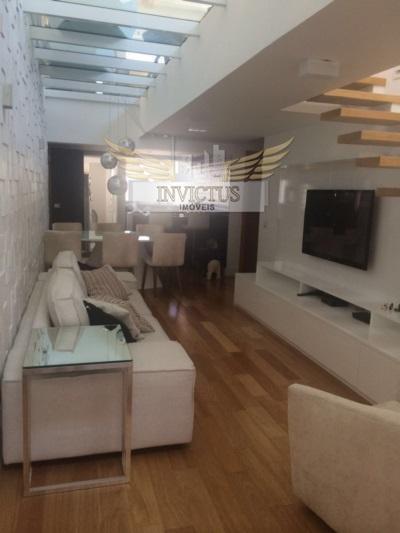 Cobertura residencial à venda, Vila Bastos, Santo André - CO0066.