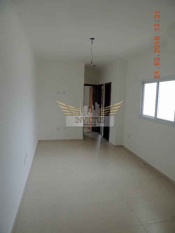 Apartamento residencial para locação, Vila Pinheirinho, Santo André - AP1216.