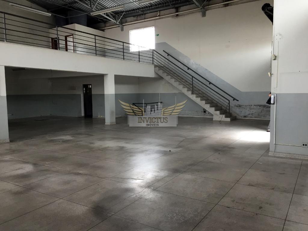 Galpão industrial para locação, Dos Casa, São Bernardo do Campo.