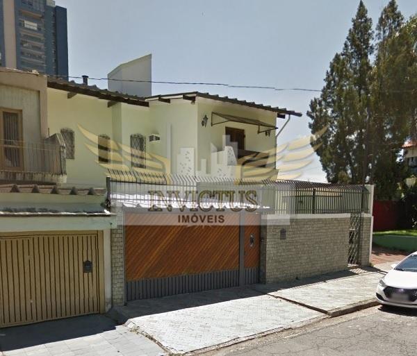 Sobrado residencial à venda, Bairro Jardim, Santo André - SO0642.