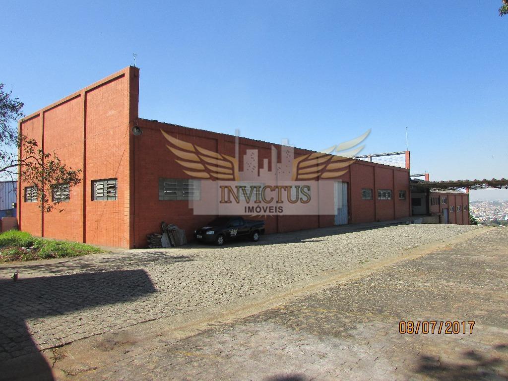 Galpão industrial para venda e locação, Vila Loanda, Ferraz de Vasconcelos.