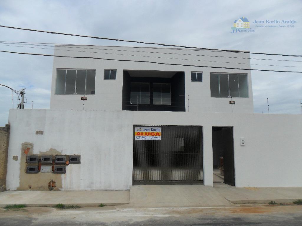 Apartamento  residencial para locação, Morro do Claro, Sete Lagoas.