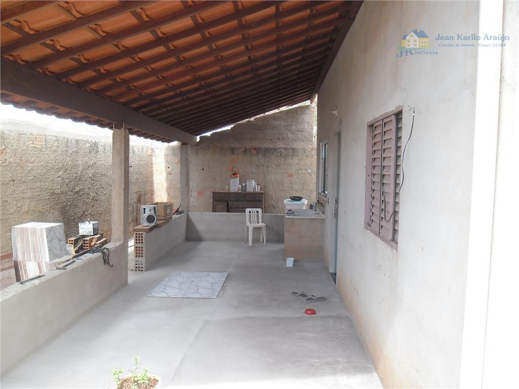 Casa  residencial à venda, Bouganvile ll, Sete Lagoas.