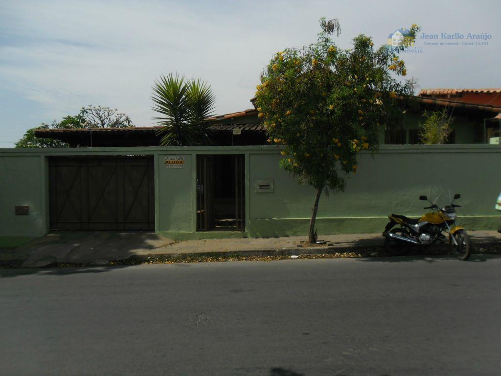 Casa  residencial para locação, Catarina, Sete Lagoas.