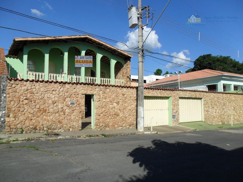 Casa  residencial para locação, Chácara do Paiva, Sete Lagoas.