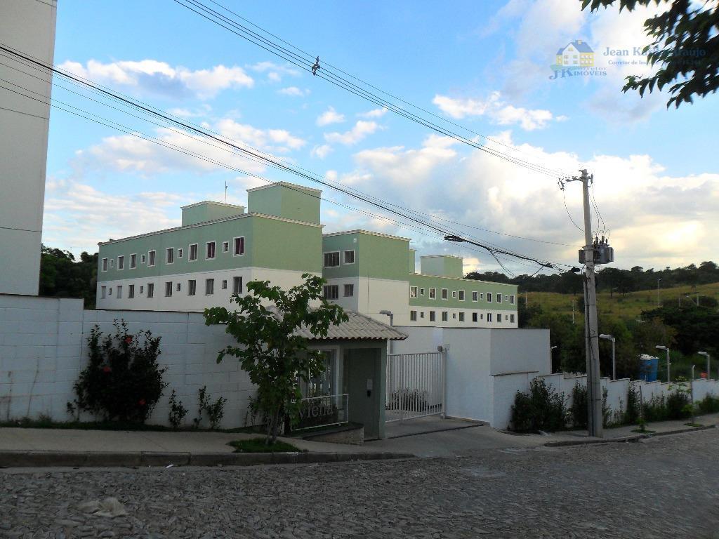 Apartamento  residencial para locação, Progresso, Sete Lagoas.