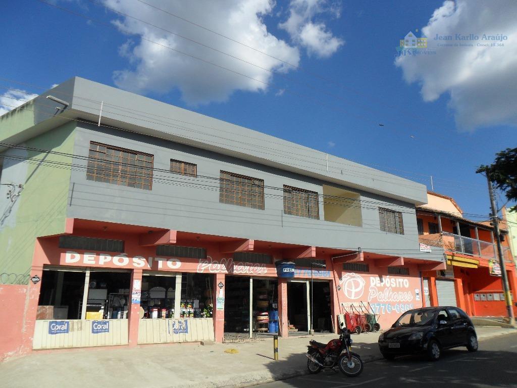 Apartamento  residencial para locação, Nova Cidade, Sete Lagoas.