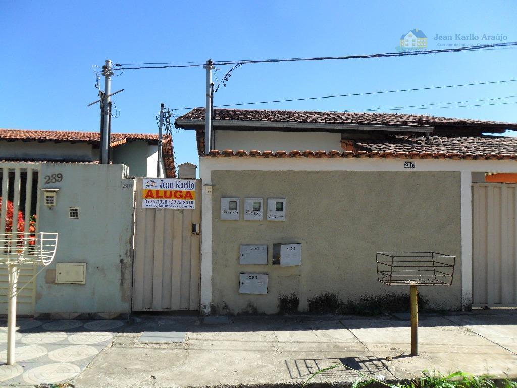 Casa  residencial para locação, Boa Vista, Sete Lagoas.