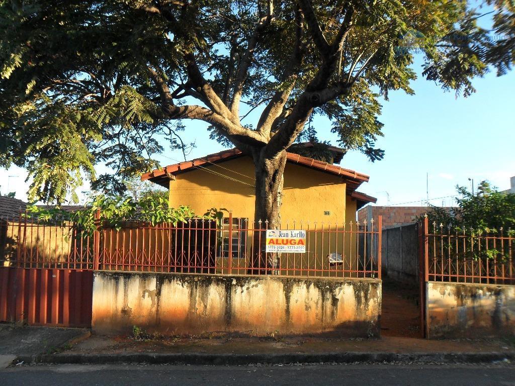 Casa  residencial para locação, Conjunto Habitacional Bernardo Valadares Vasconcelos, Sete Lagoas.