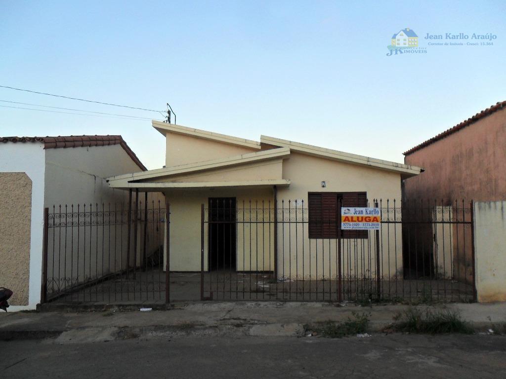 Casa  residencial para locação, São Geraldo, Sete Lagoas.