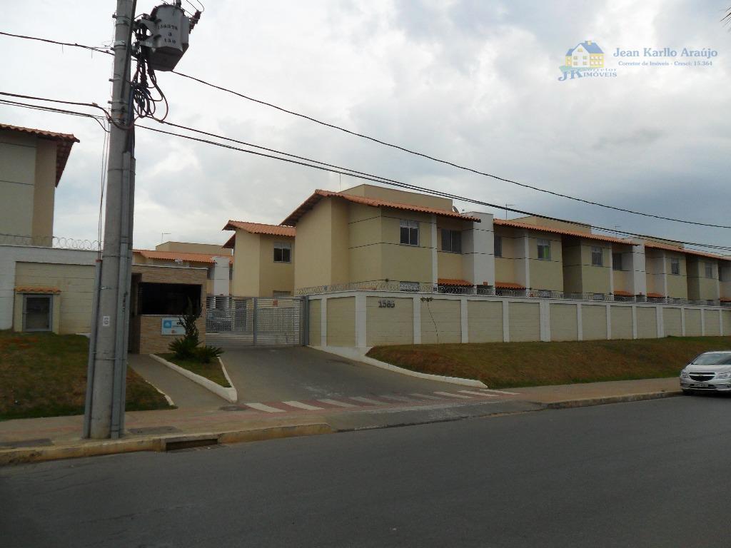 Apartamento  residencial para locação, São Francisco de Assis, Sete Lagoas.