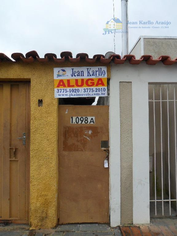 Casa  residencial para locação, Santo Antônio, Sete Lagoas.