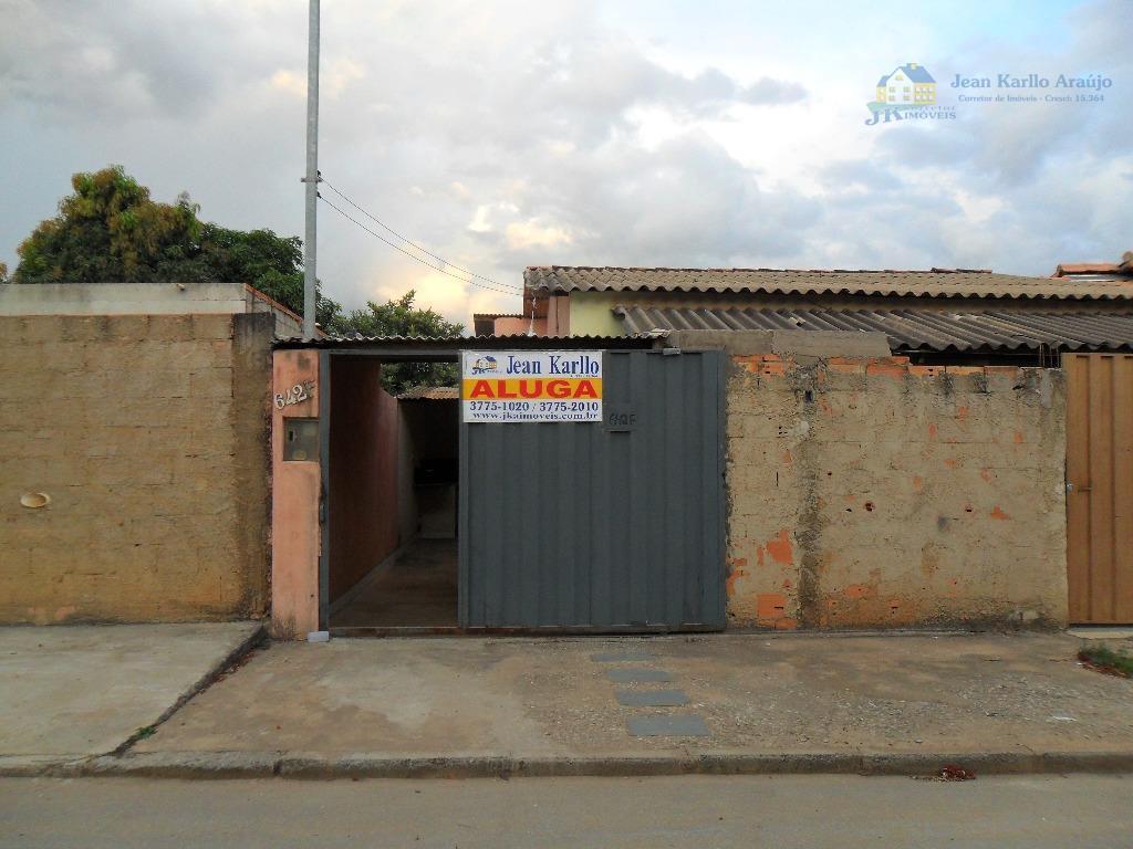 Casa  residencial para locação, Verde Vale, Sete Lagoas.