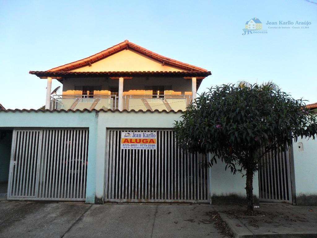 Casa  residencial para locação, Jardim Primavera l, Sete Lagoas.