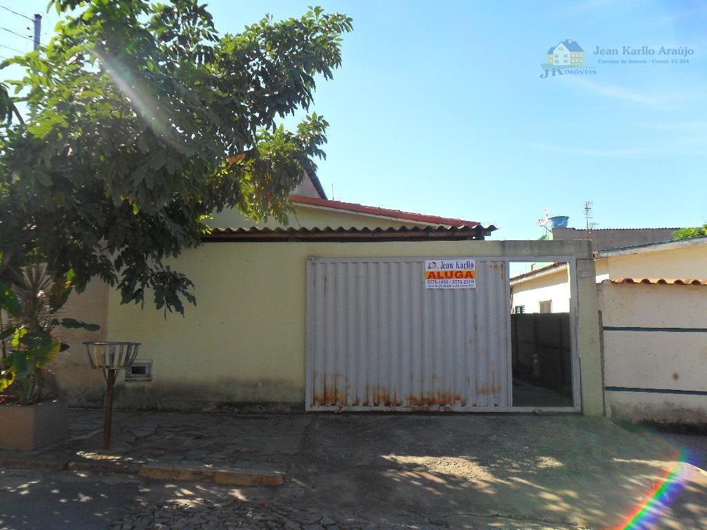 Casa  residencial para locação, São João, Sete Lagoas.