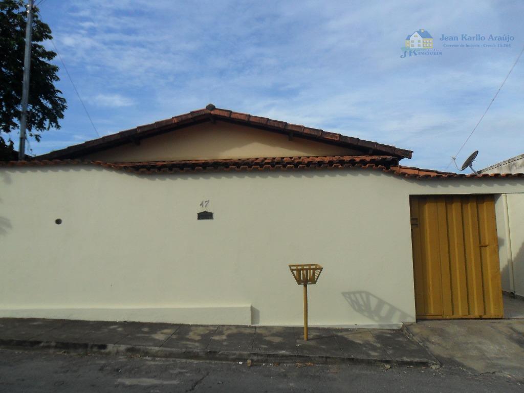 Casa  residencial para locação, São Jorge, Sete Lagoas.