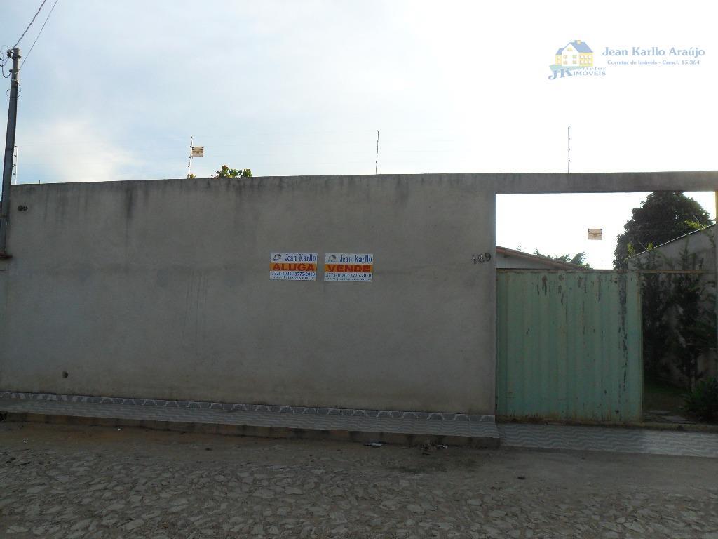 Casa residencial à venda, Vapabuçu, Sete Lagoas.