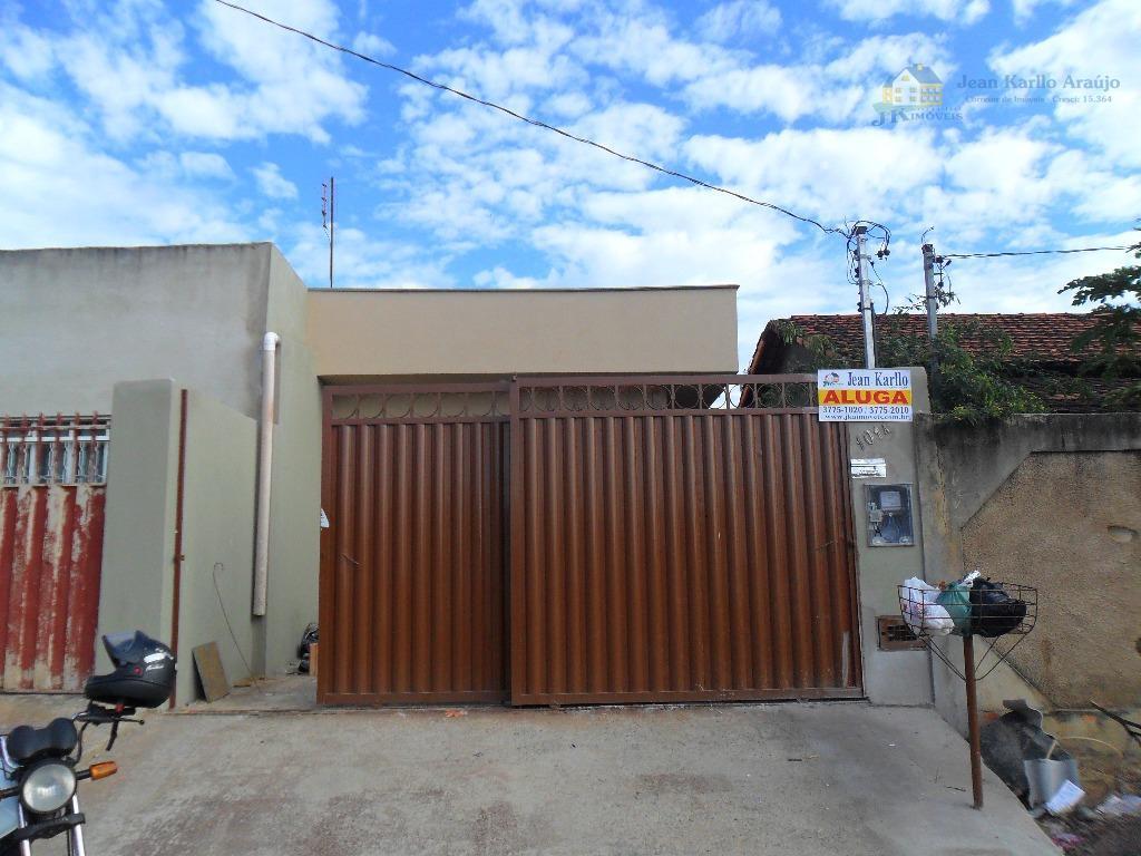 Casa  residencial para locação, Vale Verde, Sete Lagoas.
