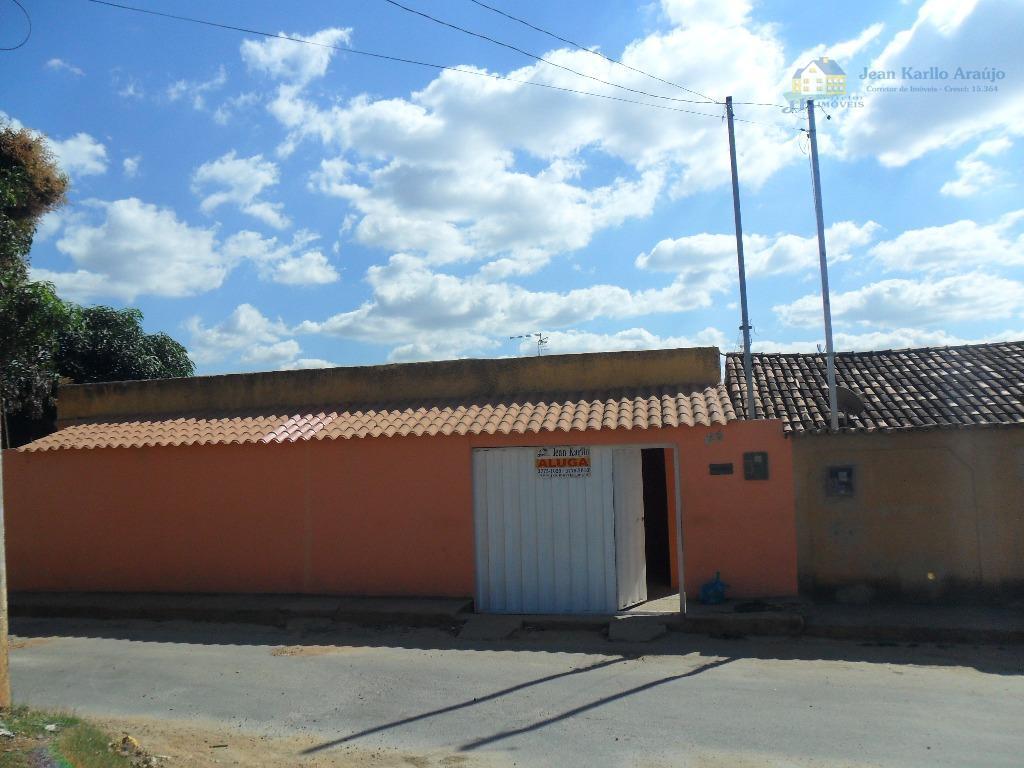 Casa  residencial para locação, Belo Vale, Sete Lagoas.