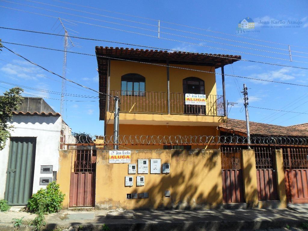Casa  residencial para locação, Progresso, Sete Lagoas.