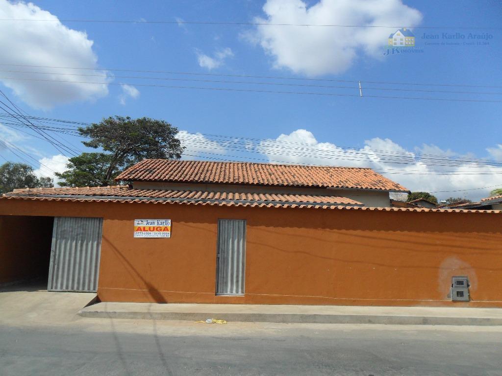 Casa  residencial para locação, Interlagos II, Sete Lagoas.
