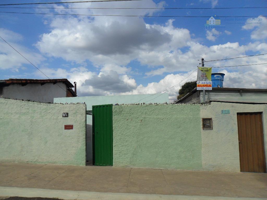 Casa  residencial para locação, Santa Luzia, Sete Lagoas.