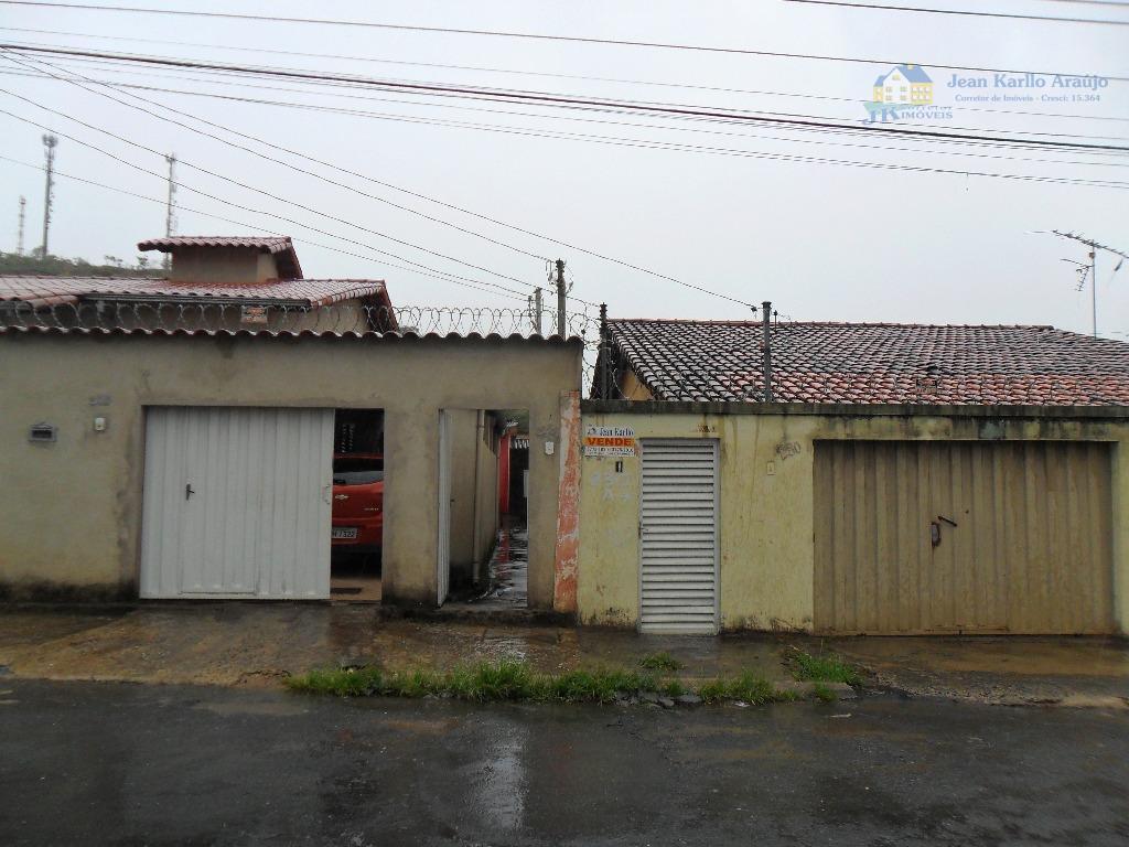Casa  residencial para locação, Esperança, Sete Lagoas.