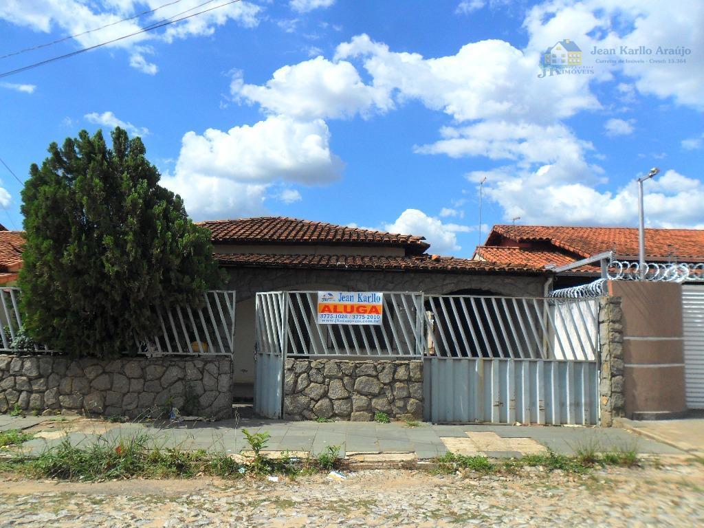 Casa residencial para locação, Jardim Europa, Sete Lagoas.
