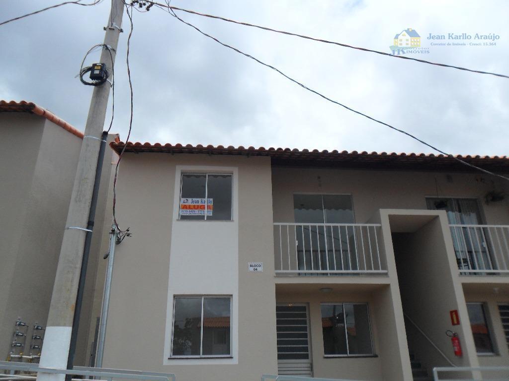 Apartamento residencial para locação, Vapabuçu, Sete Lagoas.