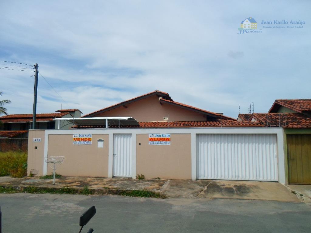 Casa residencial à venda, Esperança, Sete Lagoas - CA0747.