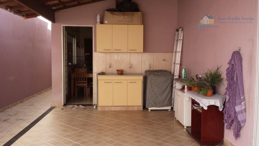 Casa residencial à venda, Iporanga, Sete Lagoas.