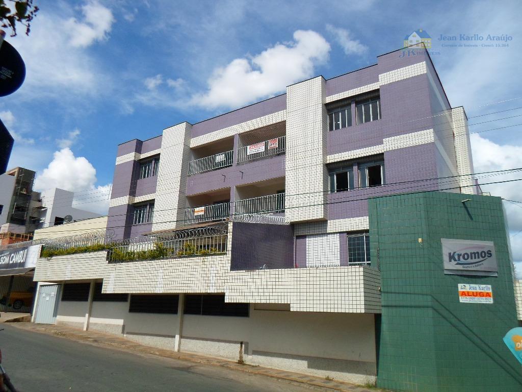 Apartamento residencial para locação, Jardim Cambuí, Sete Lagoas.