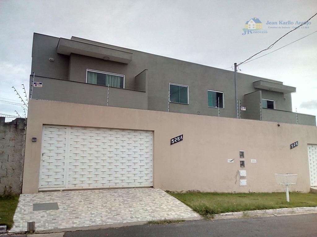 Casa residencial para locação, São Cristóvão, Sete Lagoas.