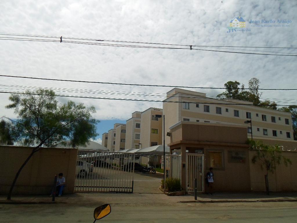 Apartamento residencial para locação, Eldorado, Sete Lagoas.