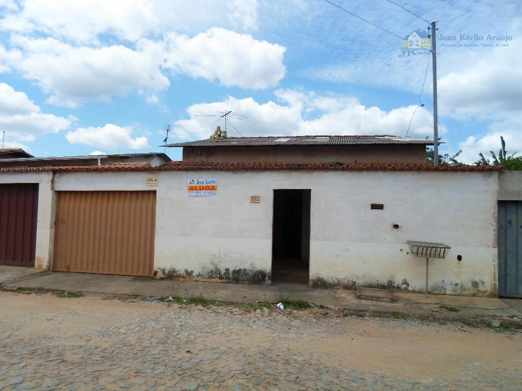 Casa residencial para locação, Belo Vale ll, Sete Lagoas.
