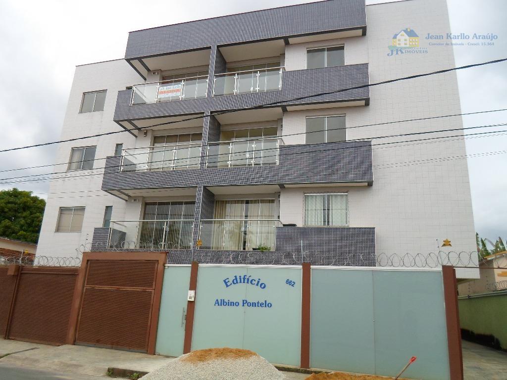 Apartamento residencial para locação, São Geraldo, Sete Lagoas.