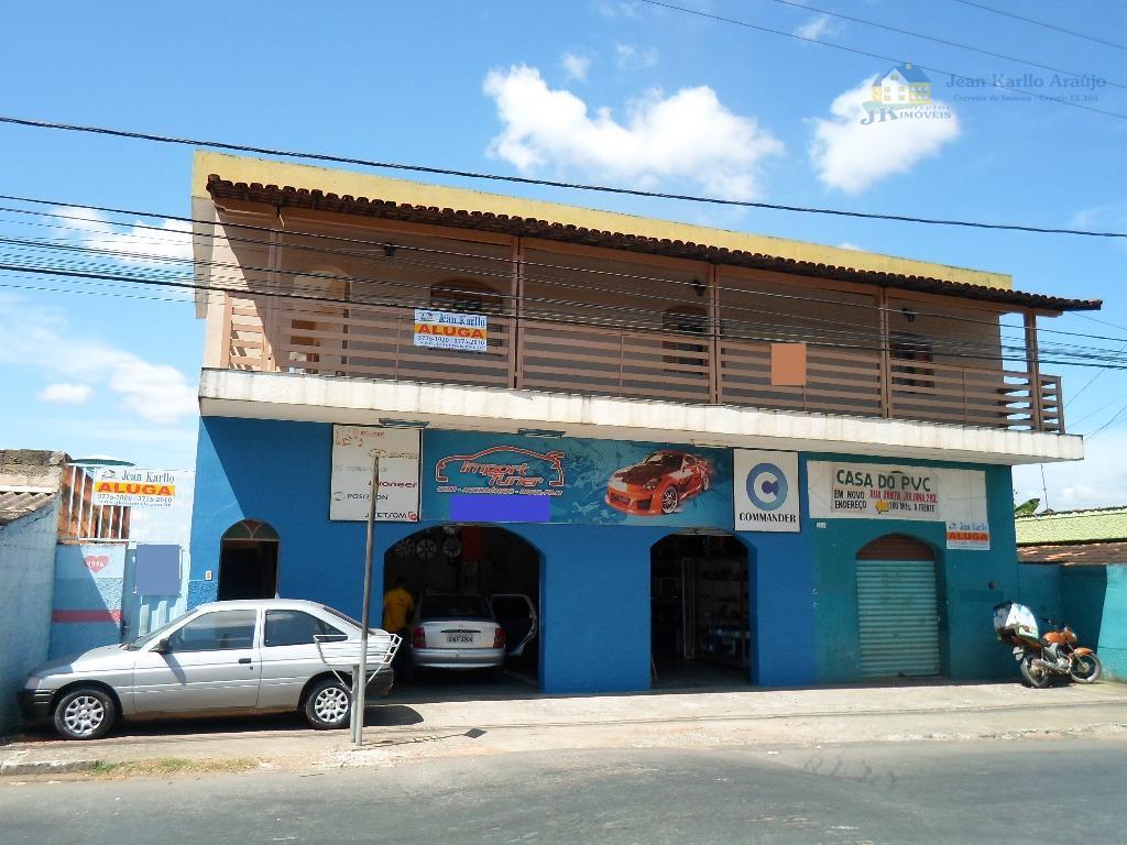 Casa residencial para locação, Braz Filizola, Sete Lagoas.