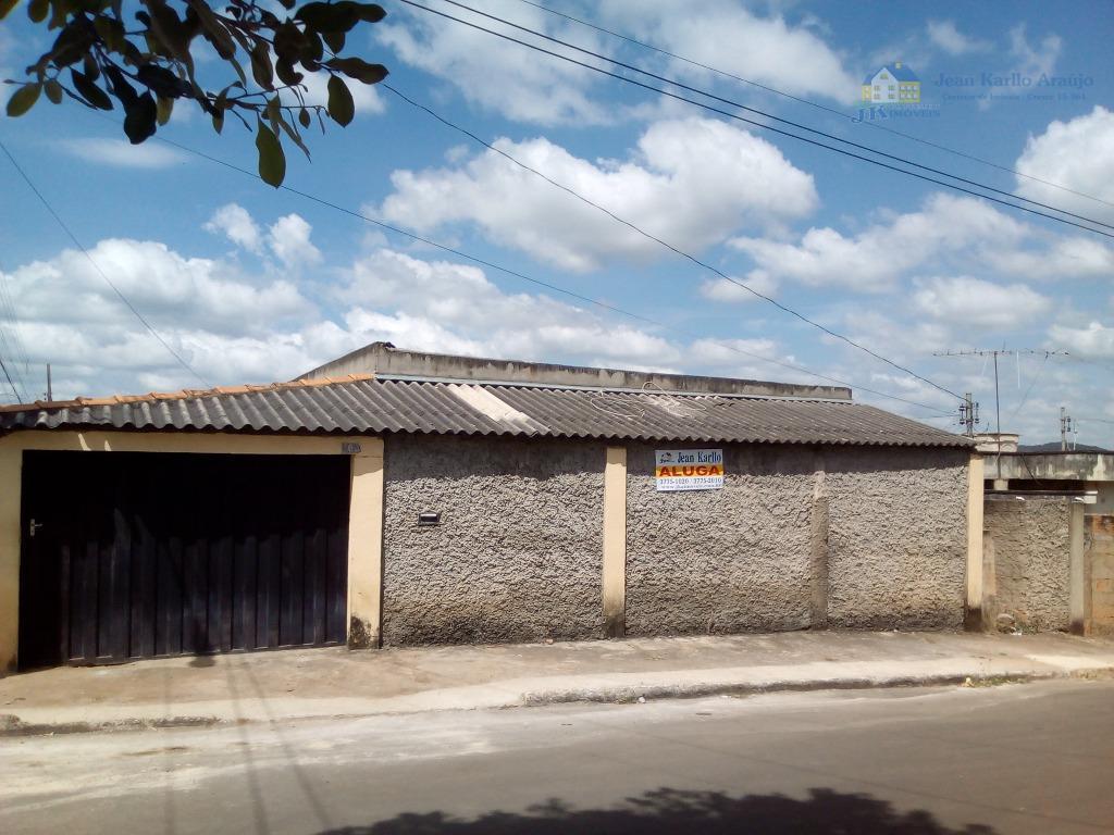 Casa residencial para locação, Maracanã, Prudente de Morais.