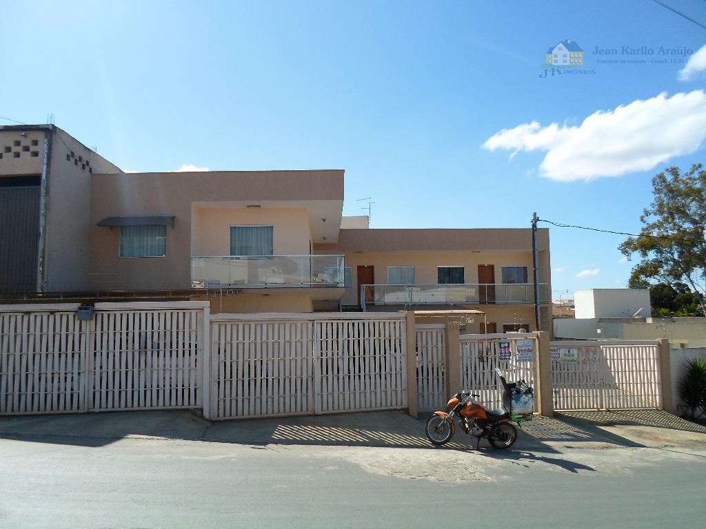 Apartamento residencial para locação, Mata Grande, Sete Lagoas.
