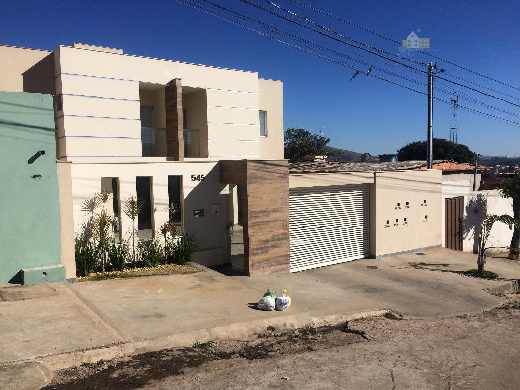 Apartamento residencial à venda, Interlagos, Sete Lagoas.
