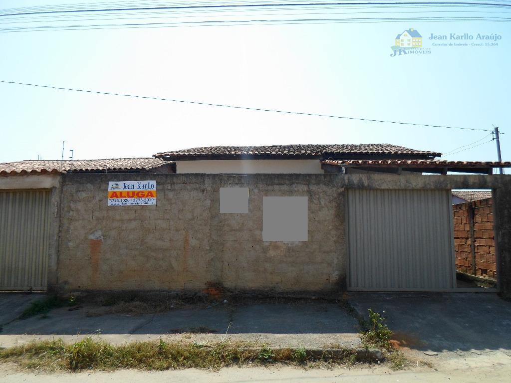 Casa residencial para locação, CDI, Sete Lagoas.