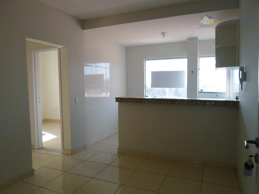 Apartamento residencial para locação, Jardim Europa, Sete Lagoas.