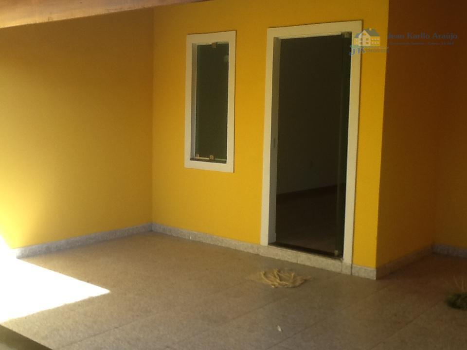 Casa residencial para venda e locação, Alvorada, Sete Lagoas - CA1076.