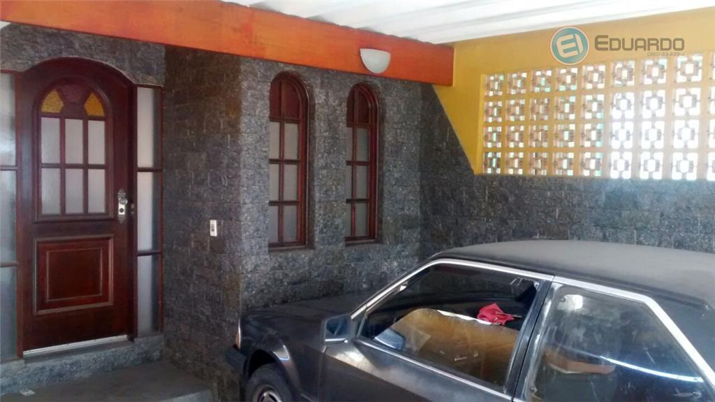Casa  residencial à venda, Vila Figueira, Suzano.