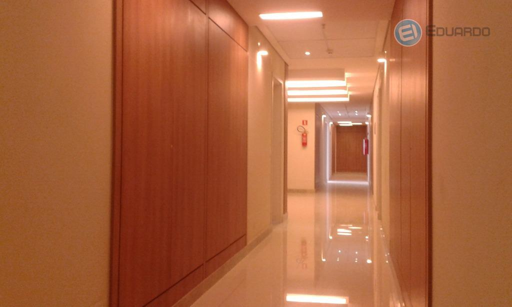 oportunidade incrível! ótima sala comercial nova, no patteo mogilar sky mall & office, com 34,98 m²...